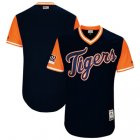 Tigers Black 2018 Players Weekend Authentic Team Jersey