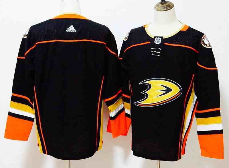 Ducks Blank Black Adidas Jersey
