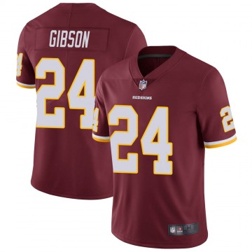 Youth Washington Redskins Antonio Gibson Limited Red Jerseys