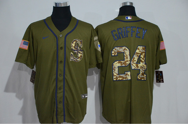 Mariners 24 Ken Griffey Jr