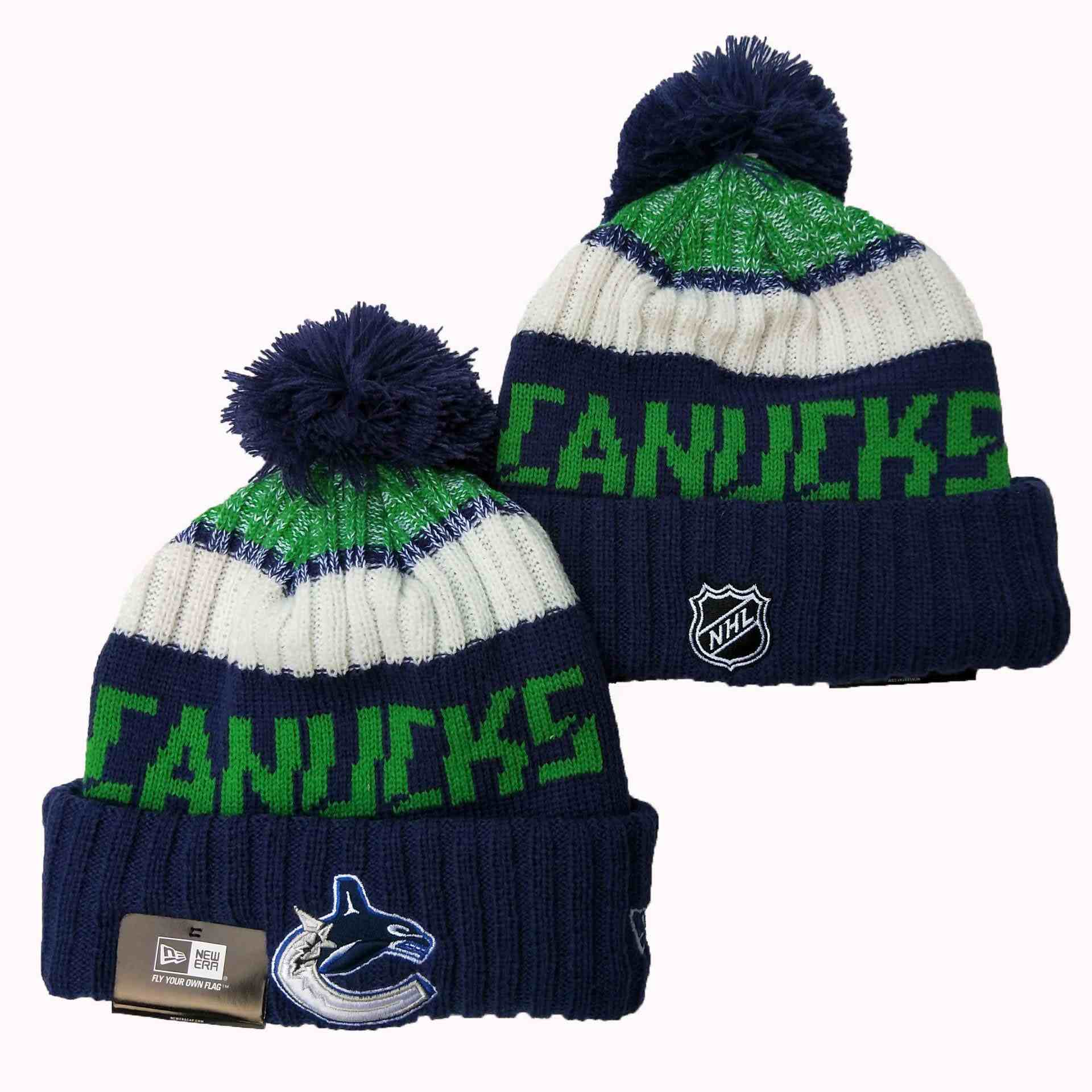 Canucks-Team-Logo-Navy-Pom-Knit-Hat-YD