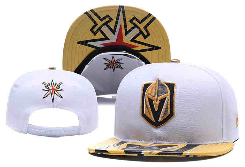 Vegas-Golden-Knights-Team-Logo-White-Adjustable-Hat-YD