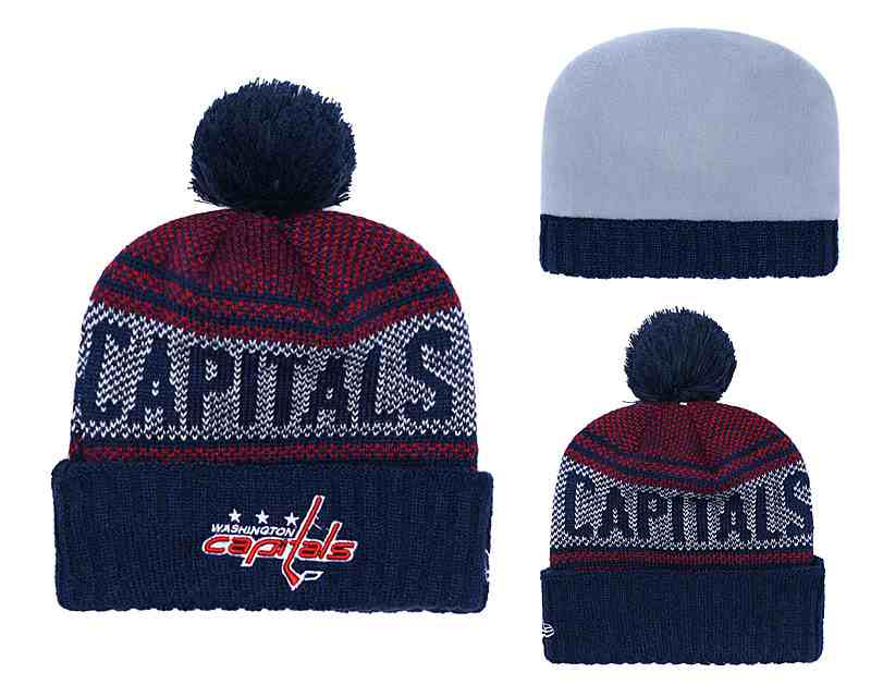 Capitals-Fresh-Logo-Navy-Pom-Knit-Hat-YD