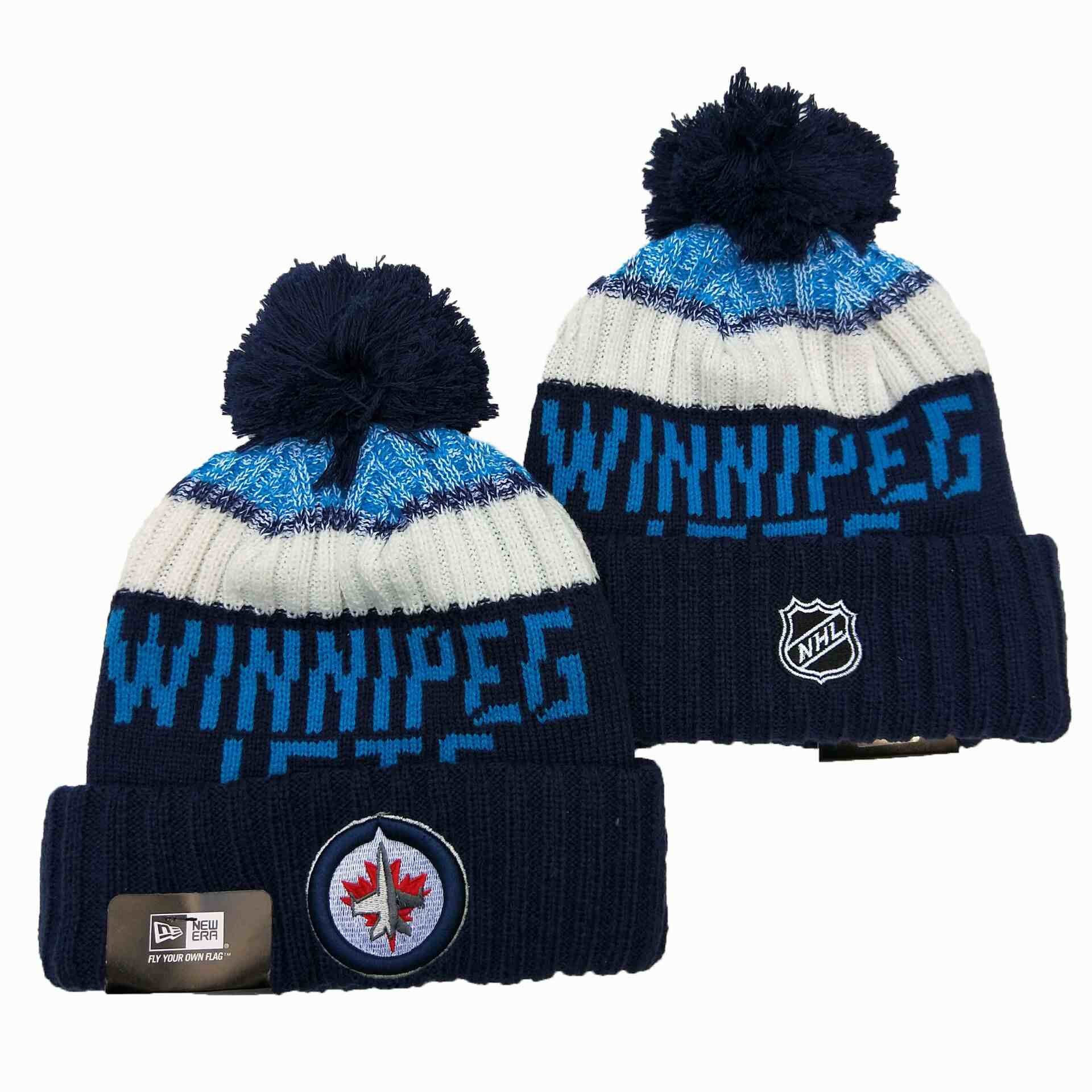 Winnipeg-Jets-Team-Logo-Black-Pom-Knit-Hat-YD