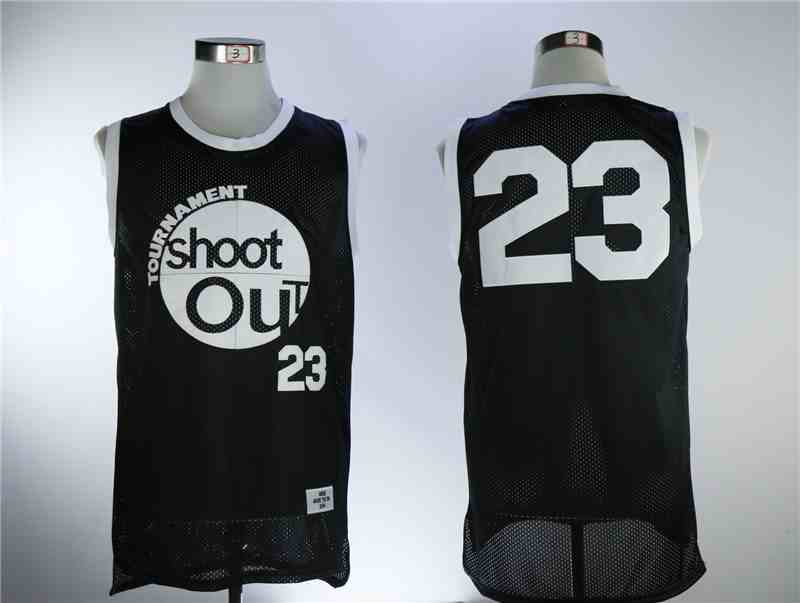 Tournament Shoot Out Birdmen Basketball Movie Jersey Above The Rim