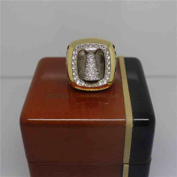 1993 NHL Championship Rings New York Rangers Stanley Cup Ring