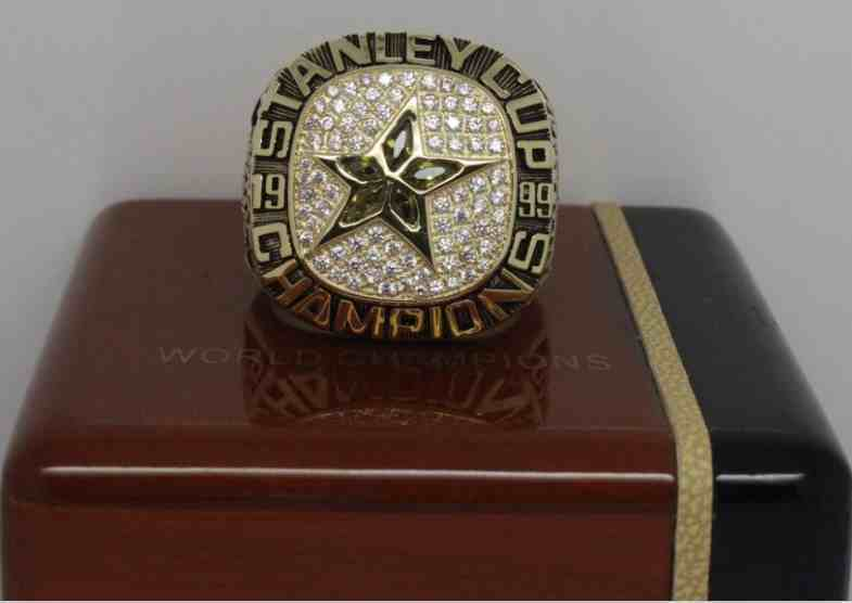 1999 NHL Championship Rings New Jersey Devils Stanley Cup Ring