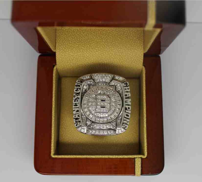2011 NHL Championship Rings Boston Bruins Stanley Cup Ring