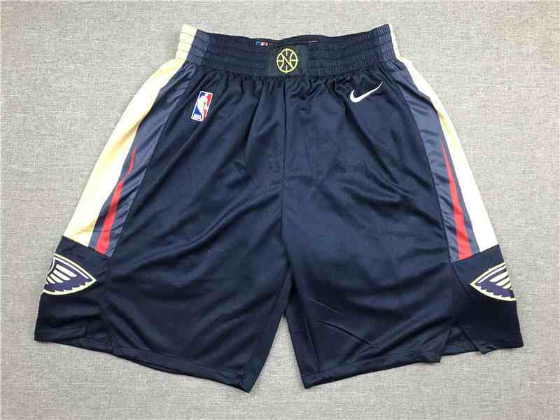 Pelicans Navy Nike Shorts